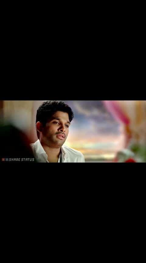 Allu Arjun Emotional Scene #sonofsatyamurthy #alluarjun #samantha #emotional #Roposoemotional #Roposo #telugu