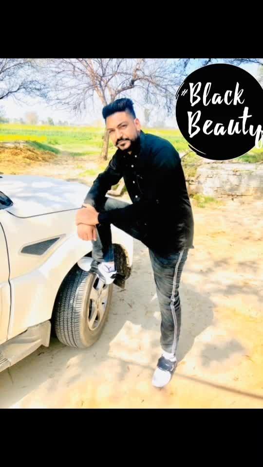 Sidhu #blackbeauty