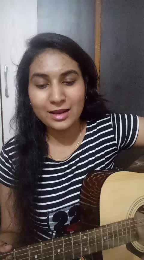 #singing #guitarcover #jeenebhide