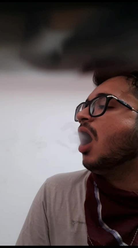 #roposo #revere #smoke