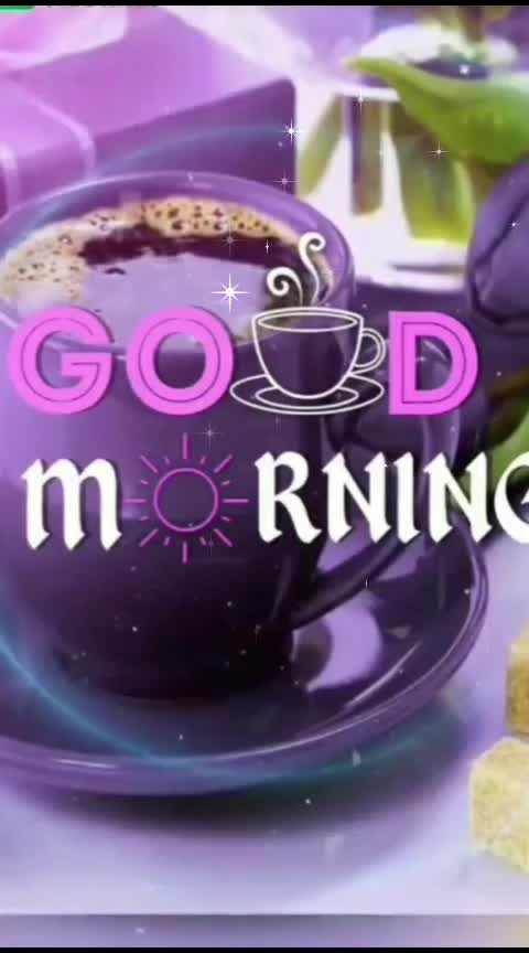 #goodmorningworld