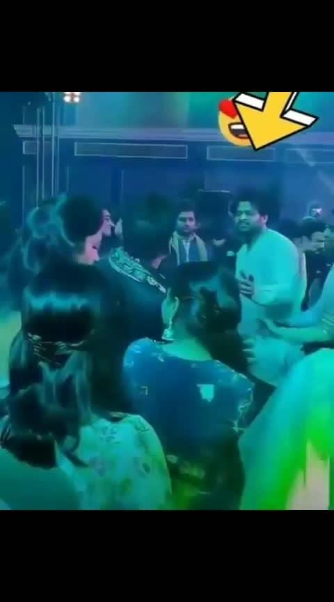 Prabhas dance in Rajamouli sons marriage  #prabhas #akkineninagarjuna #jrntr #rajamouli #shiva #dance