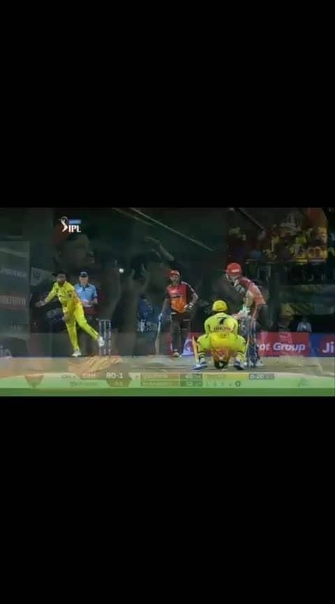 Warner fire 🔥 #roposo #cricket #iplfever #srh #csk #warner #50 #new #match #ropososports #sportstvchannel #