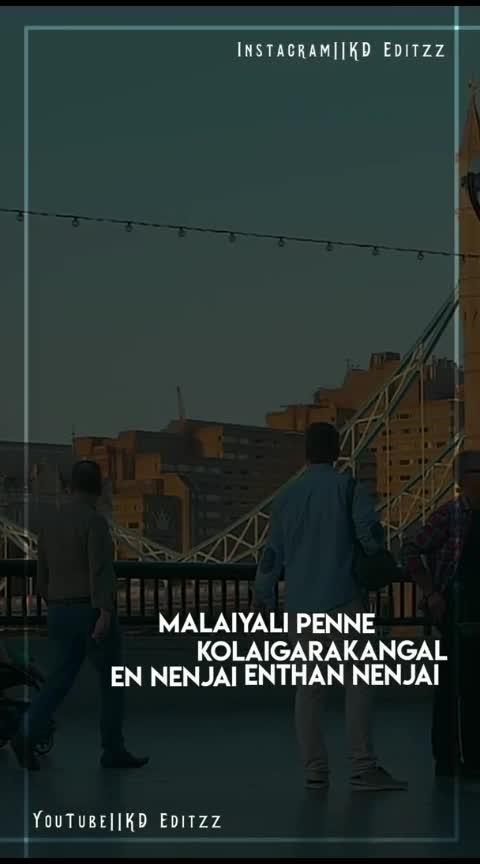 MALAIYALA PENNE😍😍😍