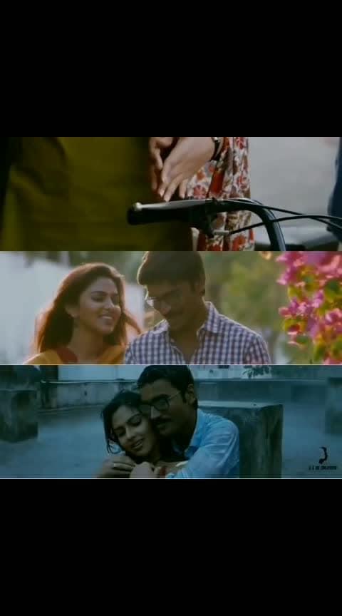 #tamil #velaiillapattadhari #dhanush #amalapaul #love #🎈😍🥀🥰😘