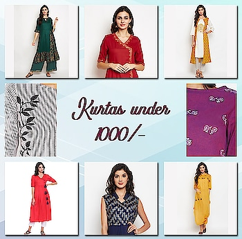 Kurta's under 1000/-  https://9rasa.com/collections/kurtas-under-1000  #9rasa #colors #studiorasa #ethnicwear #ethniclook #fusionfashion #online #fashion #like #comment #share #followus #like4like #likeforcomment #like4comment #newarrivals #ss19collection #ss19 #kurta #jacket #jacketkurti #kurtaset #maxi #maxikurta #cape #capestyle #kurta #sale