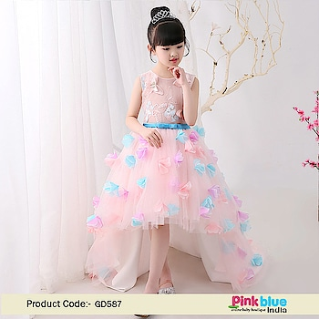 Kids Party Wear Dress - Birthday Frock & Gown for Baby Girl Contact :+918000011699 Shop Now : https://www.pinkblueindia.com/kids-high-low-party-dress.html  #kidspartyweardress #flowergirldress #kidsdress #highlowdress #childrensclothing #flowergirl #kidsfashion #birthdaydress #girlweddingdress #babygirldress #babydresses #babyfashion #birthdayfrocks #kidswear #girldress #onlineshopping #babybirthdaydress #kidsbirthdayfrocks #usa #uk #australia #pinkblueindia