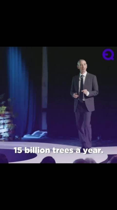 we loose 15 billion trees pee year.. ऐसे तो आबोहवा का क्या होगा? इसे बचाने में तकनीक का इस्तेमाल कर सकते है। #savetrees #saveearth #saveearthsaveyourself @savetrees