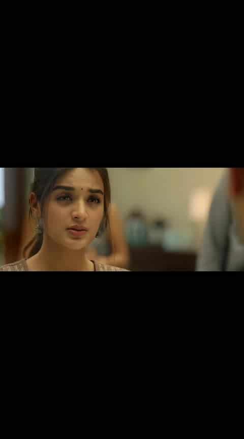 emotional scene #mrmajnu #akhil #akhilakkineni #nidhiagarwal #nidhhiagerwal #emotionalstatus