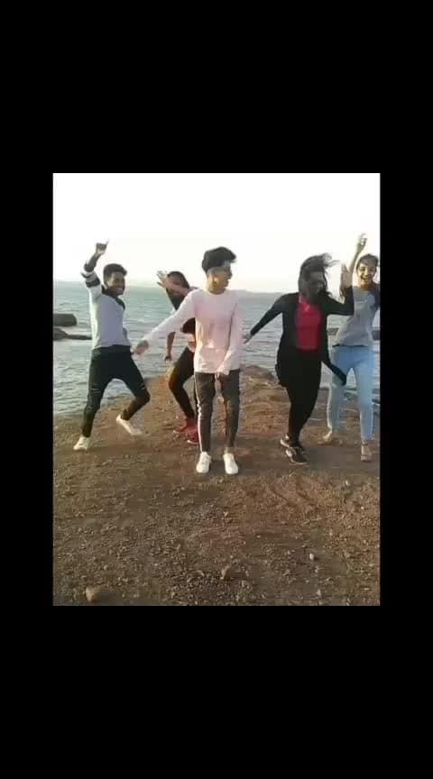 when Gaurav tries to teach us dance steps 😂Pchka