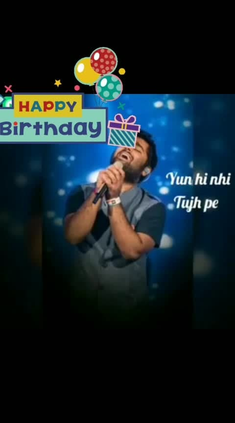 *Post for the fans of arijit Singh....🎵🎼  🎵🎵🎼🎼🎼🎼🎼🎼🎼🎼🎼🎼🎼🎼🎼🎼🎼🎼🎼🎵🎵🎵🎵🤗🤗🤗🤗🤗🤗   #happybirthday #dayofhappiness  #arijit_singh #arijitsinghsongs #arijitfans  #arijitsinghsongs #best-of-arijit_singh  #arijitsinghvoice #ropo-swag   #musiclove #music_lover_ 🎵😘😘  #roposoness #roposofriends #roposofeeling  #roposofeeds #roposofever #roposolove  #roposolovers #roposo_beats#roposodaily  #roposofeatures #roposo#birthdaywishes  #followers #ropo-viewers #roposoview