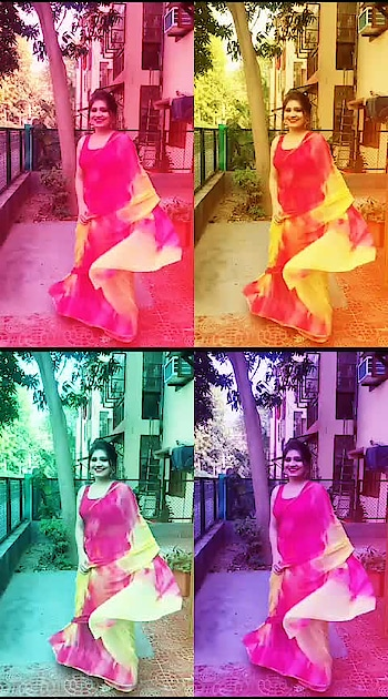 #saaree #hot-look #foryou #new-trend-saree