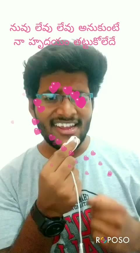 #nalonepongenu ❤️ #suryasonofkrishnan  #harrisjayaraj #myownvoice #roposo  #roposo_stars #roposo_beats #love #featureme #featurethisvideo