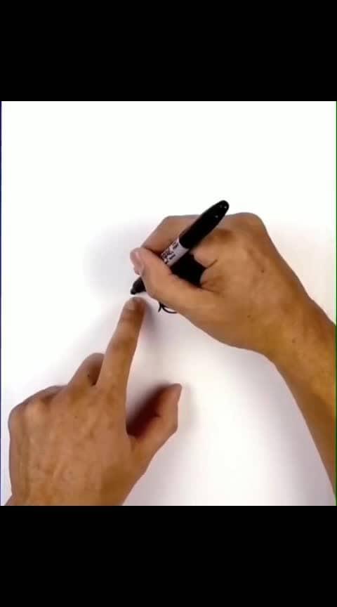 #roposo-creativity 😍 #drawingoftheday