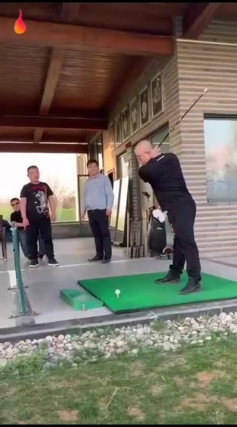 Comedy #fun #enjoy #humor #asia #golf #caddle #enjoy #chamchey #ball #play #lovely #golf #sport #supporting #friends #video #stick #miss #chance #throw #super #fantastic #hasimazak