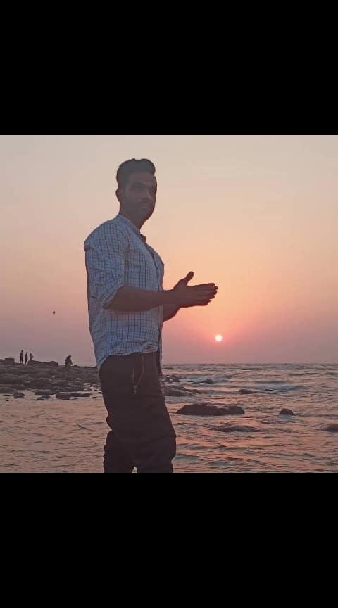 #dost #chaddhibudy #longtime #meeting #mumbai #beach #flicks #selfi####‰ #thinking #hotday #bodybuilding #goodhealth #goodwibes #goodenergy #positivevibes #
