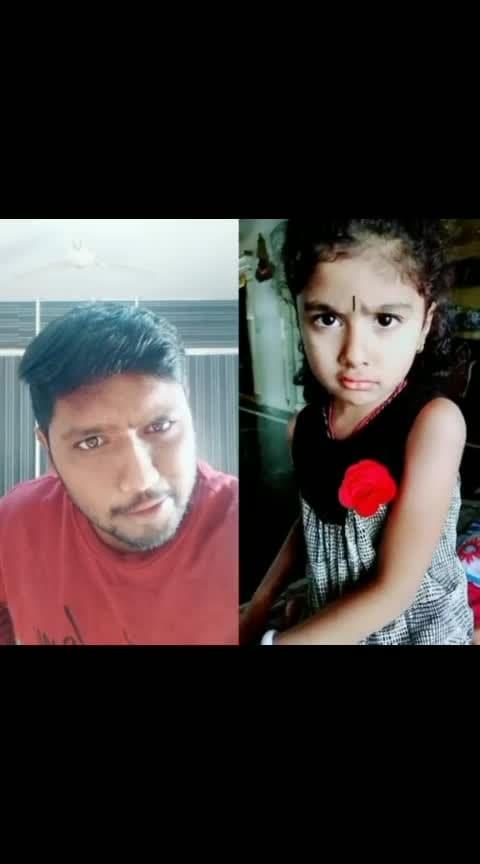 her cuteness killed me..#kannada #roposo-kannada #ropo-kannada #kannada-love-song #song #remix-song #sandlewood #cute-baby #cutness #ro-po-so #supportme #like-it #follw_my_page #roposo-share #rajkumar #rajanna #tamil #roposo-tamil #callforkannada