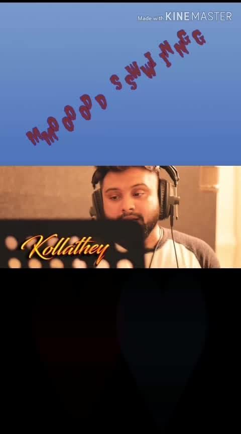 kollathey kollathey kollatheyyyyyy #kolaikaran #lyricsvideo #vertical #fullscreenwhatsappstatus