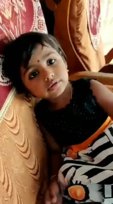 😍Wow #roposo-wow #kutty_chalam #in-love- #papa_vera_level.. #cutieee #cuteness_overloaded 💐😍