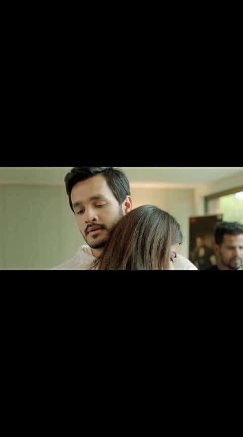 emotional scene #mrmajnu #akhilakkineni #akhil #nidhiagarwal #nidhhiagerwal #emotionalstatus #emotinal