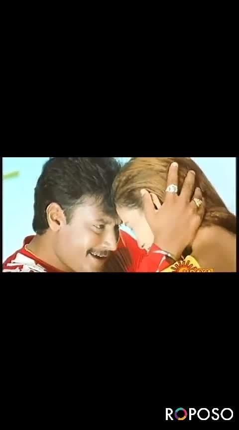 ♥️ದರ್ಶನ್ ರಕ್ಷಿತಾ  ♥️ #romantic  #challenging star darshan