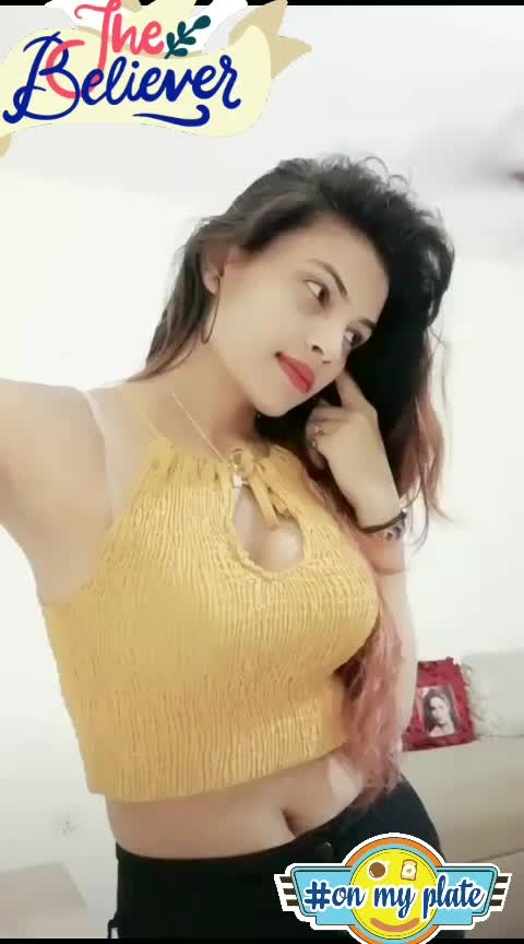 Beauty in yellow #hotnessoverload #cuteness-overloaded #sexist #wow-nice-view #super-sexy-girls #hottesttrends #roposo-trending #roposo-music #fun-in-hot #beautyqueens #super-sexy #hotbeauty