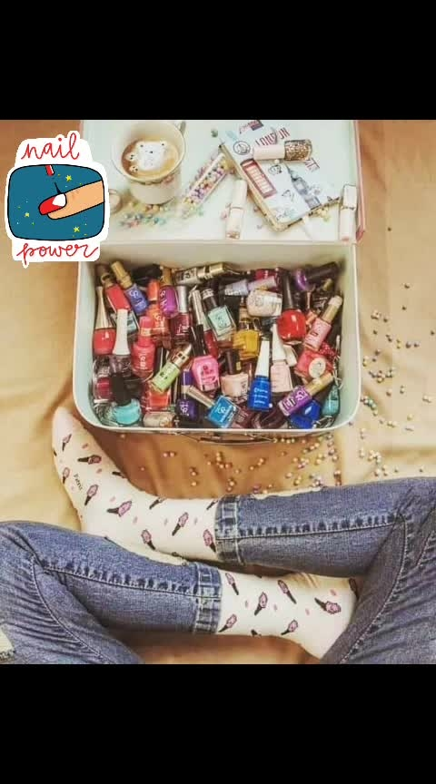 My Nailpolish Box  #nailpolish #nailpolishaddict #nailpolishlover #very-beautiful #dailypost #fashionaddict #fadhionlover #fashionblogger #followmeonroposo #fashionquotient #fashionquotientchannel #lookgoodfeelgood #lookgoodfeelgoodchannel #followmeonroposo