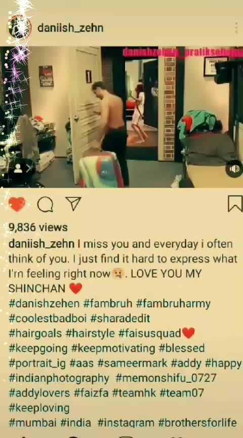 Miss you DZ😭😭❤️❤️#fambruh #fambruharmy #danishzehen #fambruh_lives_frvr