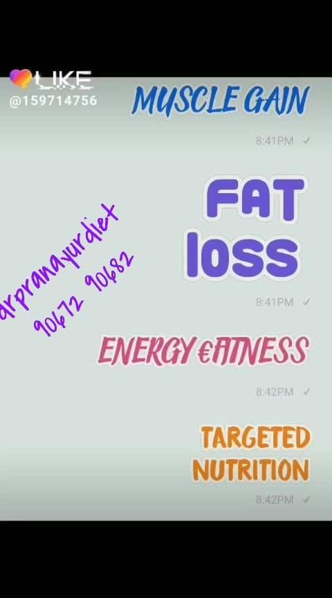 #ENERGY¥FITNESS(ऊर्जा आणि  निरोगी ) #FAT LOSS(चरबी कमी करण्यासाठी) #MUSCLE GAIN(पेशी आणि स्नायू मजबुतिकरण) #WEIGHT MANAGEMENT(वजन  नियंत्रण ) #BONE🦴🦷€JOINT HEALTH(हाडे आणि  सांध्याचे  आरोग्य) #CARDIAC[ HEART]♥️HEALTH(ह्रदय  संरक्षण आणि  आरोग्य) #CHILD👶👦HEALTH NUTRITION(लहान  मुलांचे  पोषण ) #DIGESTIVE HEALTH (पोटाचे  आरोग्य  ) #WOMEN👩⚕️👧 HEALTH(स्त्रियांचे आरोग्य ) #drpranayurdiet  90672 90682