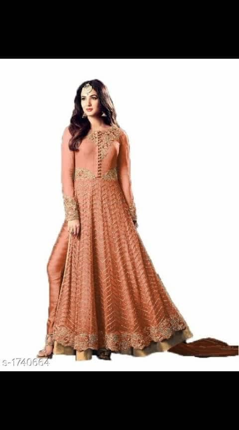 #partywear #wedding-designer-suits #designer-wear #party-edit  Mahira Designer Stunning Net Embroidered Suits & Dress Materials Vol 1  *TOP* : Net + Stone Work & Embroidered ( Bust Size: Up To 42 in , Up To 44 in , Up To 46 in  ),  Length - Up To 56 in *INNER* : Santoon + Solid (2 Mtr) *BOTTOM* : Santoon + Solid (2 Mtr) *DUPATTA* : Nazneen  Chiffon + Border Work  (2 Mtr)  *TYPE* :  Semi- Stitched *COLOUR* : Multi Colour  *CONTAINS* : 1 TOP , 1 INNER, 1 BOTTOM & 1 DUPATTA  Cash on delivery is available  Return and replacement also available  Intrested people can call or wats app to 8367373114  Dispatch: 2 - 3 Days Cost is 1769