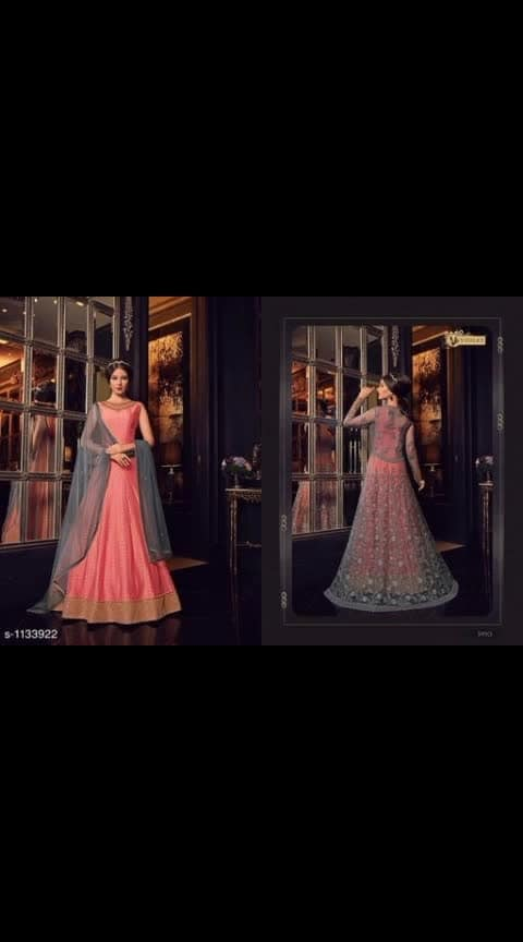#wedding-outfits #party-wear #glossy-designer-suit #designer-wear #suitsanddressmaterials Starting price is 5000 Maisha Glamarous Women's Suits & Dress Materials  *TOP* : Variable (Check Product For Details) *BOTTOM* : Variable (Check Product For Details) *DUPATTA* : Variable (Check Product For Details) *TYPE* : Un-Stitched *COLOUR*: Multi-Colour  *CONTAINS* : 1 TOP, 1 BOTTOM & 1 DUPATTA Dispatch: 2 - 3 Days Cash on delivery is available Return and replacement also available Intrested people can call or wats app to 8367373114