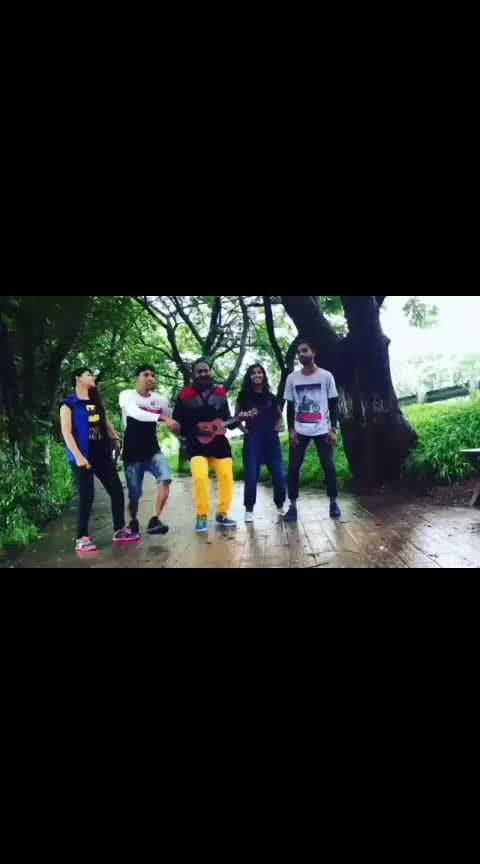 Guleba Dance Cover 11k views Already Behind the Scene For You🤣 for Full Video  https://youtu.be/FHj6BUIFsX4  #guleba #dancecover #prabhu #southindian #worlddanceday