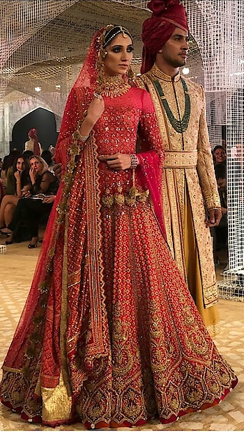 Plan your wedding trousseau the hassle-free way, with #IndiaEmporium – with our team by your side, you can have your dream outfits, designed and delivered to your door.
