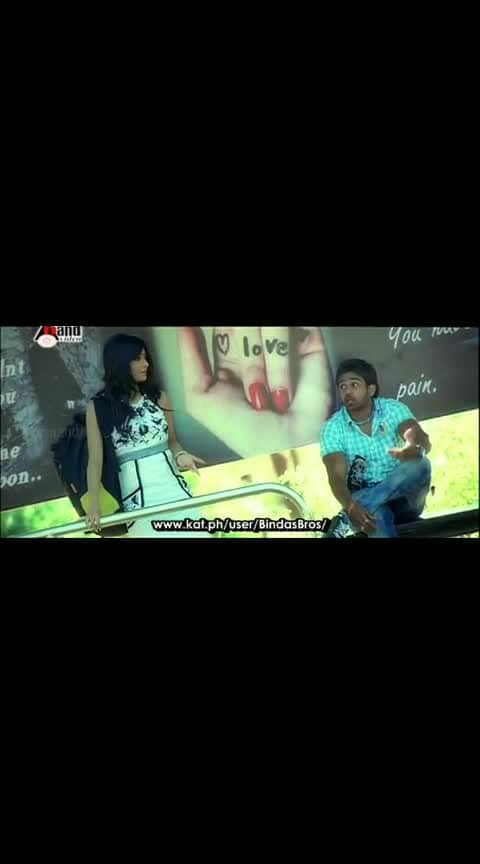 adhruri movie love scene #-lover #dhruvasarja #radikapandith