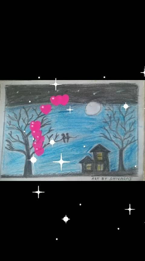 #art#pencilarts #artist #darkness #love #couple-photography