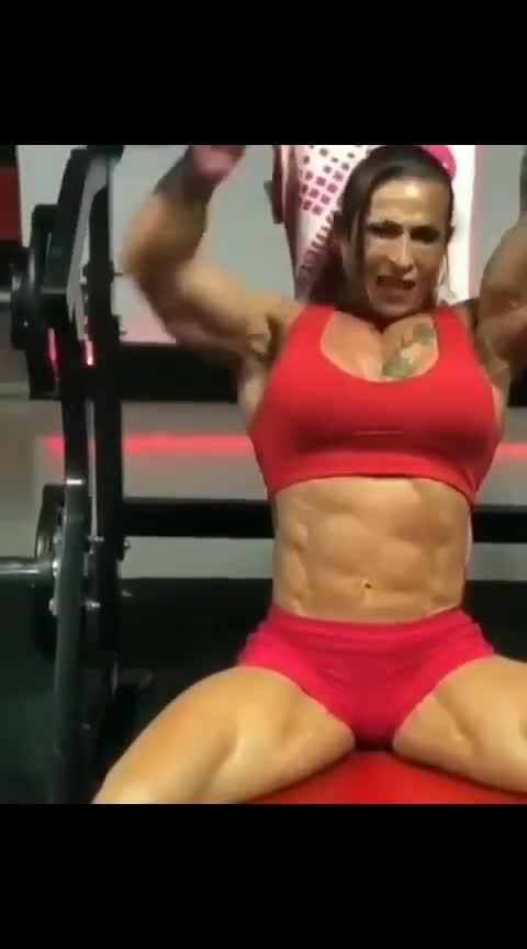 #bodybuilder 💪💪  #women-style