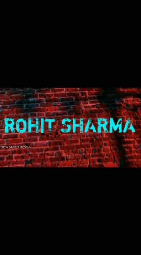 #ro-hitman-sharma  BirthDay....#RecoRd-HolDer...