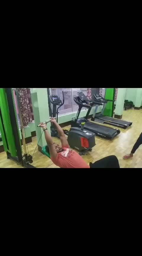 #ankush_singh1115  #gym #gym_lover  #motivation #triceps