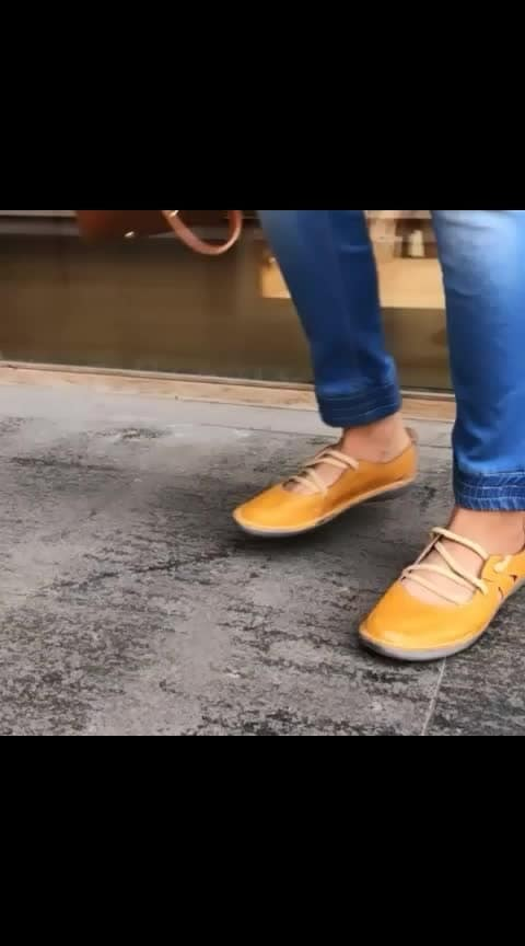 This summer move around freely in these Mad Nomad #INTOTOs  . . .  #globaltrends #fashionforall #shoelove #dailyfashion #designershoes #womenswear #daylook #musthave #new #trendy #everyday #stylefile #whatshot #collegewear #trends #minimal #casualshoes #funky #flats #day #yellowshoes #slipons