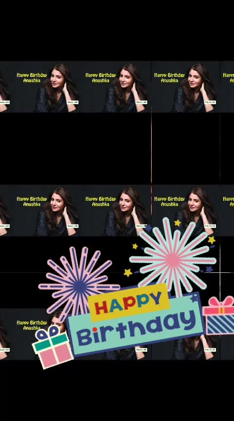 Happy Birthday Anushka Sharam....💝💝💝 #anushkasharma  #happybirthdayanushkasharma  #birthdaycake  #virushkaforever  #virushka  #viratkohli  #happybirthday