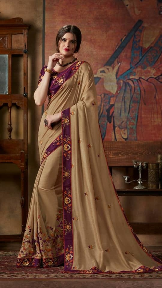 MAHIKAA COLLECTIONS LAUNCHES online selling of WOMEN FABRICS. Please click on picture or our online link below or BUY DIRECTLY FROM US USING PAYTM / BANK TRANSFER CONNECT WITH US AT info@mahikaa.in or WhatsApp : 7984456745  GEORGETTE/ SILK EMNROIDERED SAREE WITH WORK BLOUSE RATE : 1899/- +$ READY STOCK-SAME DAY DISPATCH #business #innovation #sales #health #fintech #amazon #mondaymotivation #wellness #news #engineering #banking #newyork #smartcities #gifts #credit #fridayfeeling #r #emotionalintelligence #protection #cash #engineers #publishing #electronics #reviews #writers #howto #contest #festive