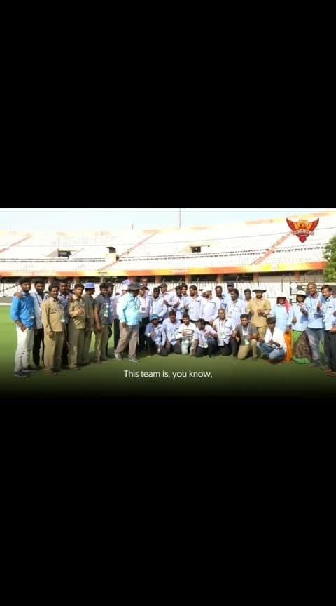 #happylabourday #sunrisershyderabad #uppal #ground #rgichyd #cricket #orangearmy