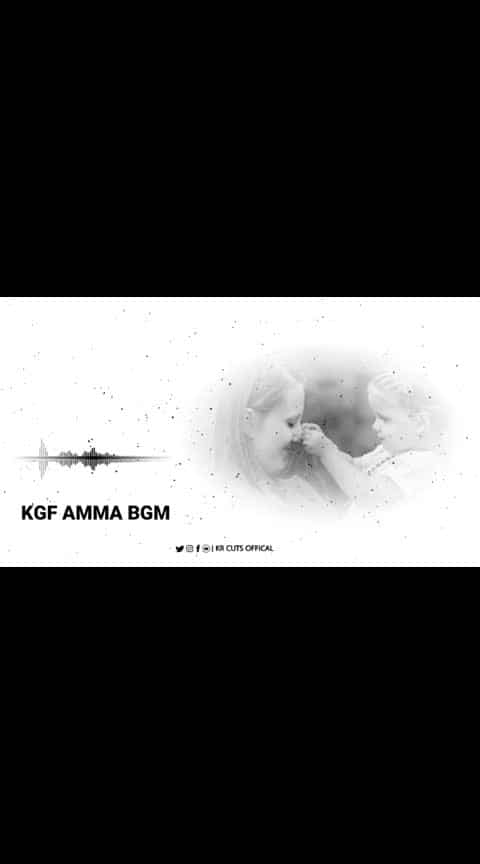 #kgf-amma #amma #amma_i_love_u