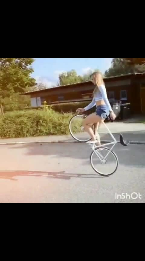 Awesome cycle stunt 😵😵#roposo-funny  #roposo-lol  #lmaooo  #lmfao  #roposo-hilarious  #laughter  #laughing  #tweegram  #haha-fun  #roposo-love-friends  #photoofthedays  #friends  #wacky  #crazy  #silly  #witty  #instahapiness  #ropo-joke  #tamil-hot-joke  #non-veg-jokes  #epic  #instagood  #instafamous  #funnypictures  #roposo-haha  #humour #haha-tv #haha-fuuny-video #haha-very_funny #haha-tv_follow #roposo-funny-haha #haha-roposo #haha