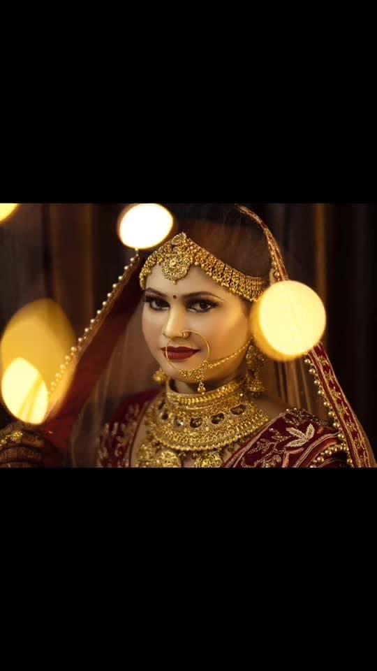 The Bride 👰 📸: @kavishagupta  #bridalmakeup #makeupartist #makeup #mua #weddingmakeup #wedding #bridal #bride #bridalhair #indianwedding #beauty #makeuptutorial #indianbride #bridalmakeupartist #hudabeauty #weddingphotography #weddingdress #bridesmaids #weddinghair #wakeupandmakeup #fashion #bridetobe #partymakeup #makeuplover #love #weddingday #anastasiabeverlyhills #maccosmetics #lengha #bhfyp