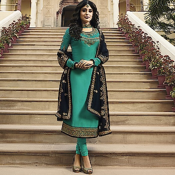This Festive Season, Adorn A Pretty Different Look With This Designer Suits ♥ Price:- 2950/- For Order What-app us (+91) 8097909000 For More Similar visit 👉 https://bit.ly/2ZeFqzB * * * * #salwar #salwarsuits #dress #anarkalisuits #frontslitsuits #indowestrensuits #dresses #longsuits #suitsonline #embroidered #onlinefloralsuit #floral #fashion #style #palazzosuits #classy #designer #partywear #exclusivecollection