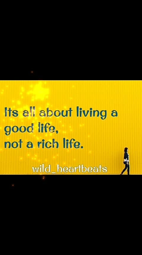 Good life👍👍  #roposogal #roposofashionista #roposolove #like4like #life-quotes #roposo-soulful-quotes #writersofig