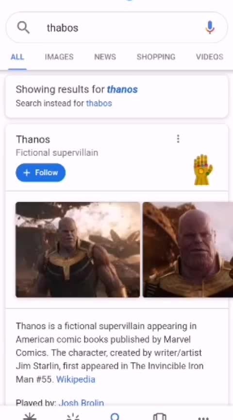 Have you seen this #wow #avengers #endgame #avengersinfinitywar #avengersendgame #thanos #stone #goun #google #magic #awesome #marvelcomics #marvel