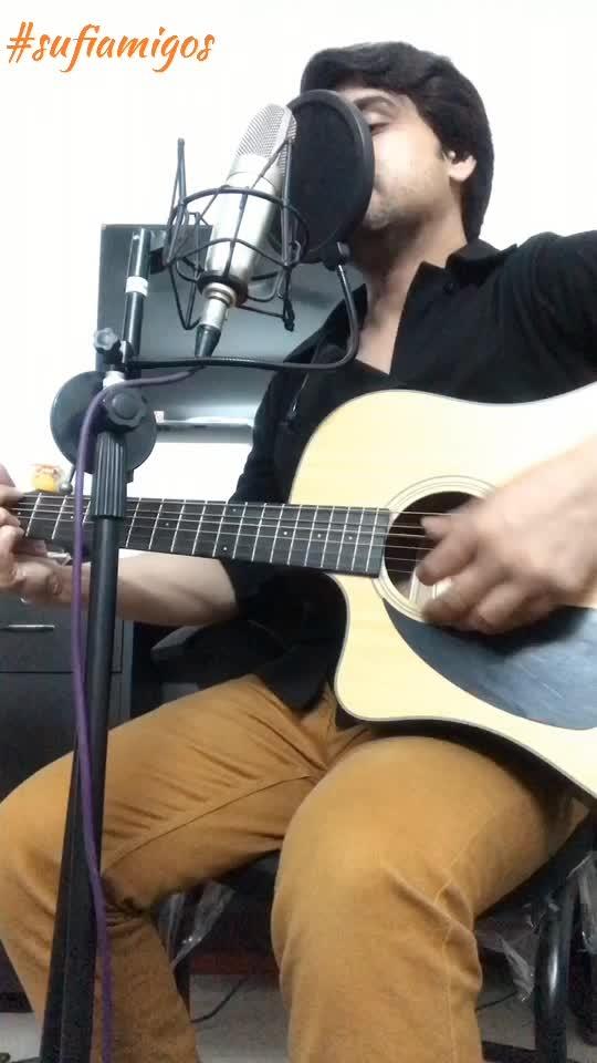 #sufiamigos  #live #sunmerehumsafer #singer #guitar #music