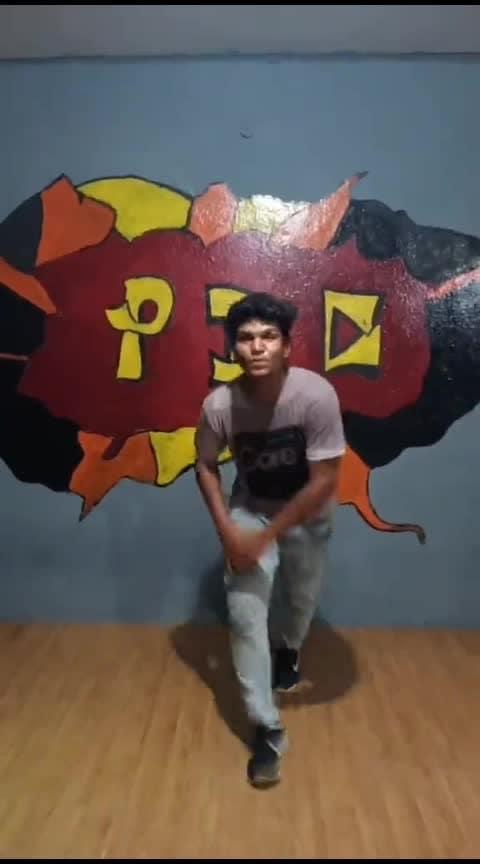 crazy beat #basics #moves #shuffle #hit #roposo-dance #roposo-tamil #tamil #cbe
